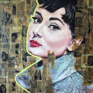 MJ Hale- Audrey Hepburn